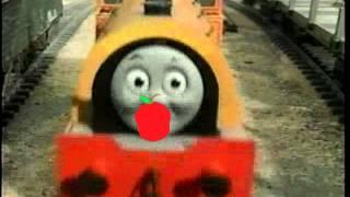 Thomas & Friends/Home on the Range Mashup