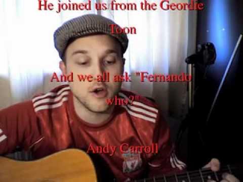 Andy Carroll / Fernando Torres song - BOUNCE
