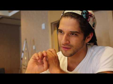 Tyler Posey Interview | TEEN WOLF at SDCC 2016 - YouTube