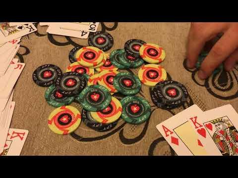 Мой отзыв об интернет-магазине ZAF - покерные фишки EPT - European Poker Tour