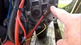 How To Wire A 12v Generator power source