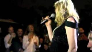 Courtney Love - Bad Romance (Paris)