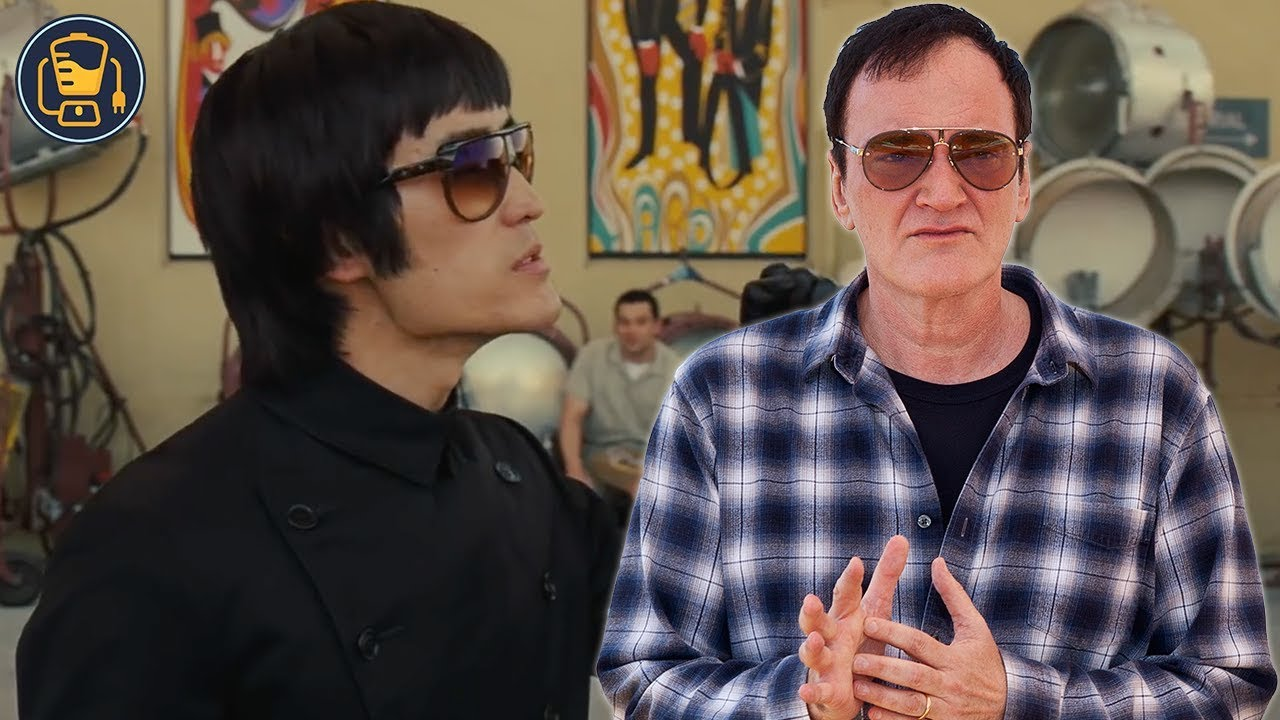 Kết quả hình ảnh cho bruce lee once upon a time in hollywood