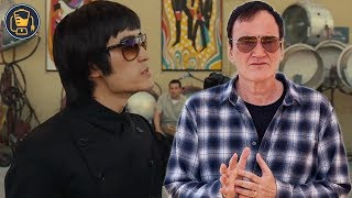 Quentin Tarantino Defends Bruce Lee's Depiction in Once Upon A Time In Hollywood