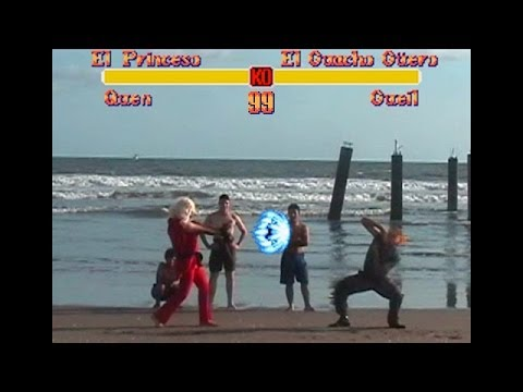 Super Street Fighter II - COSPLAY Challengers