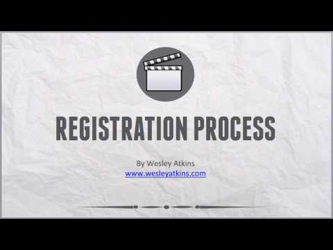 [ Create Your Own Website ] 11. Domain name registration process