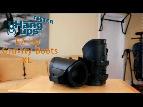 Teeter Hang Ups EZ-Up Gravity Boots XL