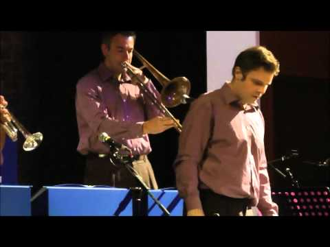 RS Swing Thing Big Band Live at the Maritime Jazz Festival with Ryan Sanders & Roan S Kearsey-Lawson