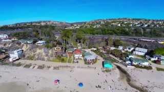 Crystal Cove, Laguna Beach CA