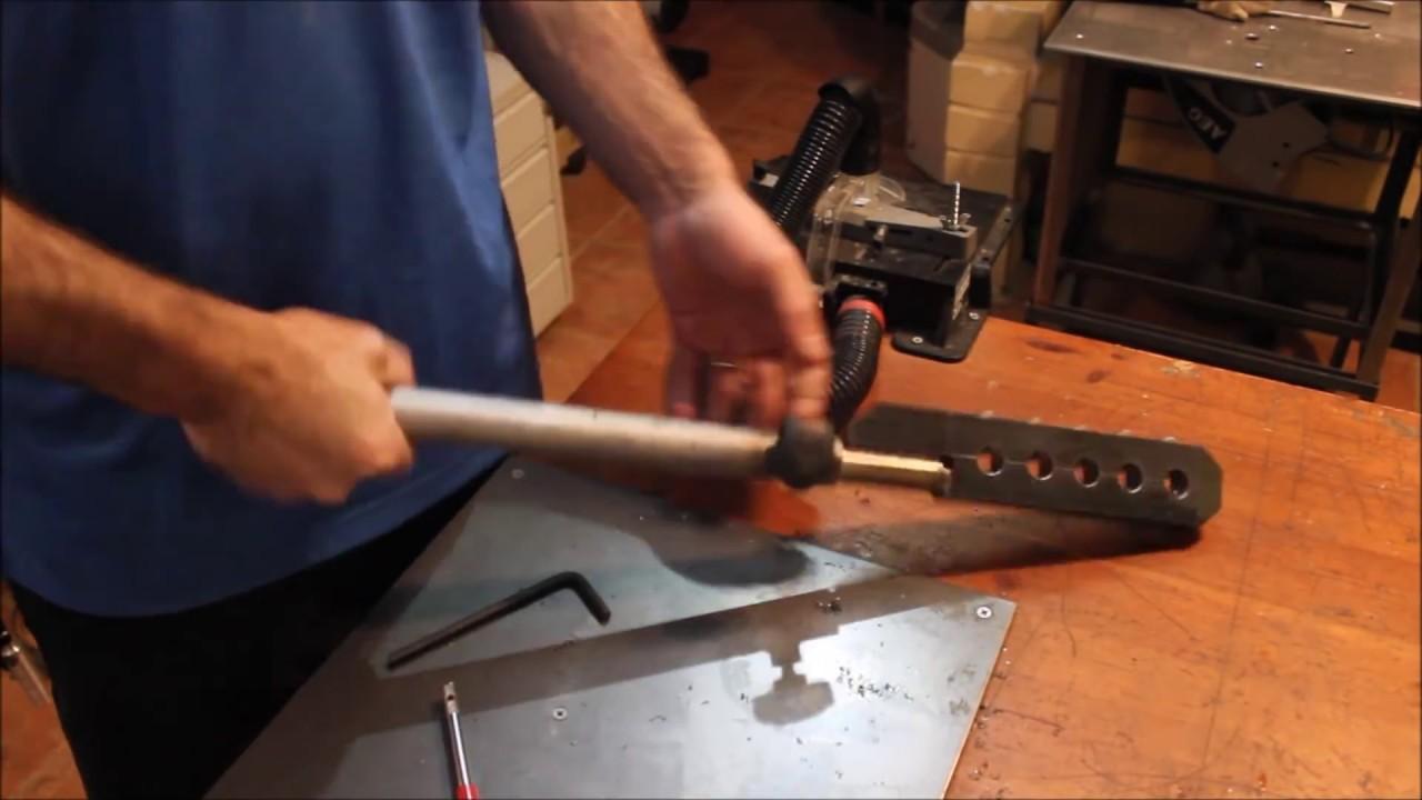 My Bar Bender.. ( Simple Manual Bending Setup)