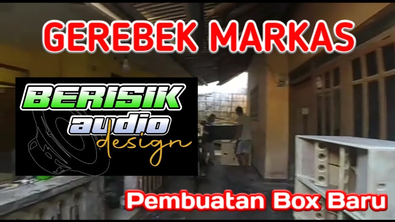 GEREBEK MARKASE SAGA AUDIO JEMBER _ TANDANG BOX BARU