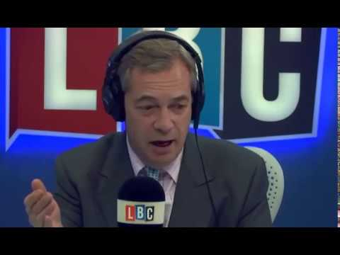 The Nigel Farage Show: The latest on the Brexit negotiations, 04 Dec 2017