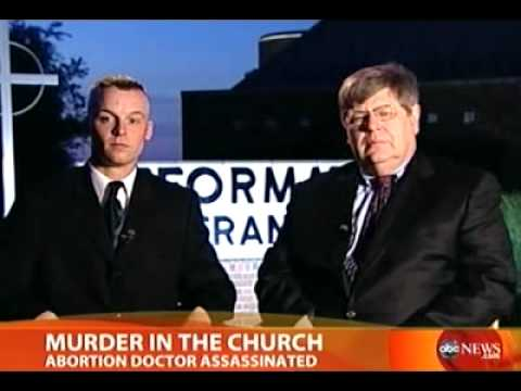 Right-Wing Terrorist Shoots and Kills Dr. George Tiller in Church