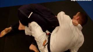 LapelChoke.com Exclusive Technique – De La Riva to Armbar