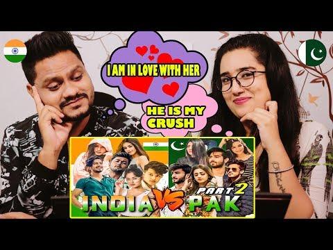 Indian Reacts On TikTok Battle 2 INDIA vs PAKISTAN Mr Faisu vs Mian Sunny,Jannat Zubair Rahmani Mp3