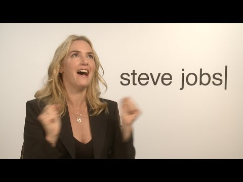 STEVE JOBS movie interviews - Boyle, Winslet, Rogen, Sorkin, Daniels, Stuhlbarg
