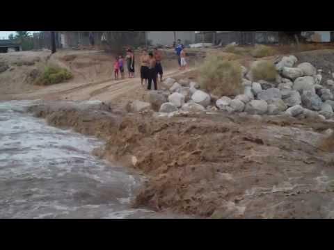 Mojave Desert Flash Flood