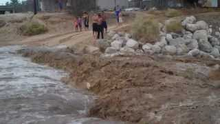 Mojave Desert Flash Flood
