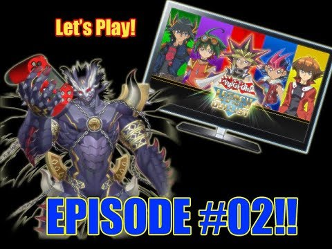 Let's Play Yu-Gi-Oh Legacy of the Duelist! Ep.2