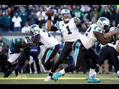 Black and Blued: Eagles Defense Collapses in 4th as Panthers Rally from 17Point Deficit