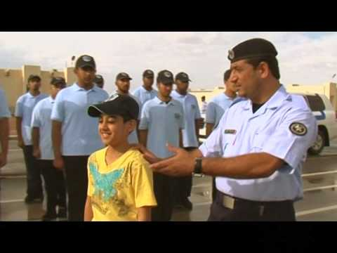 Tariq Al Najah. Coast guards in Qatar