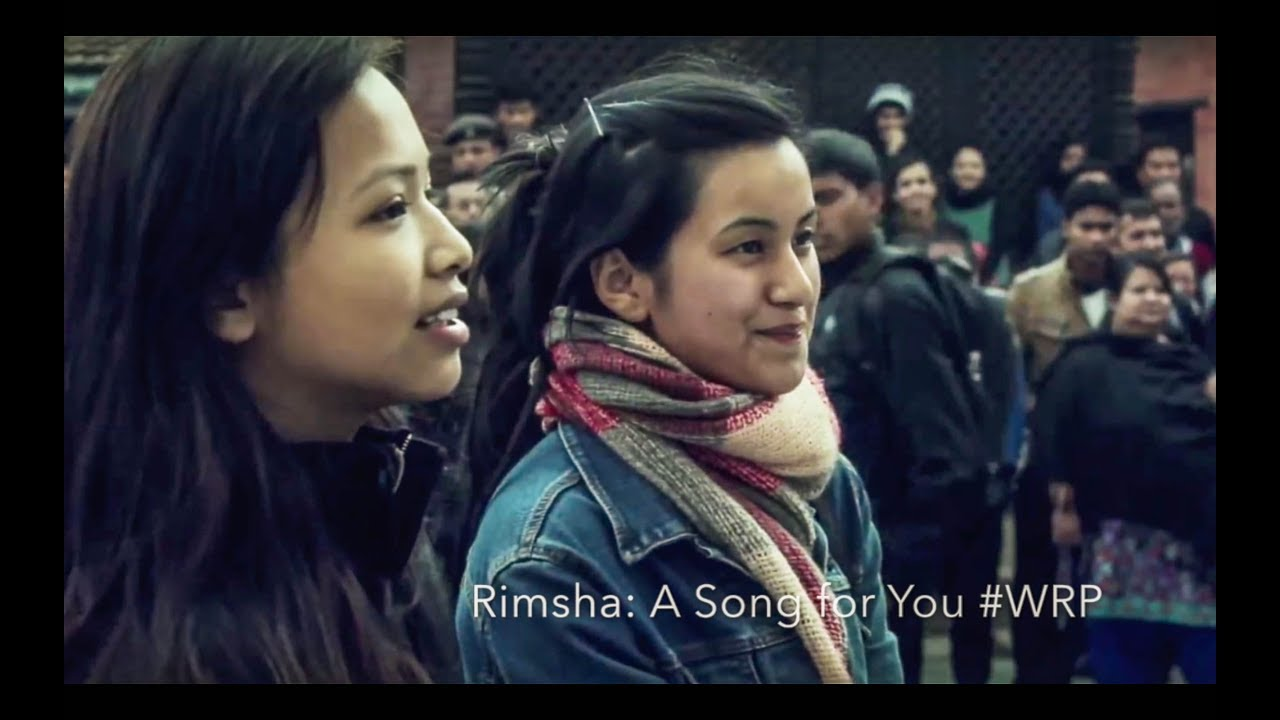Rimsha Nepali Song With Lyrics And Guitar Chords Video Youtube