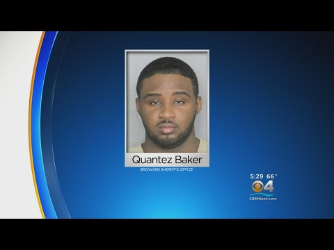 Man Under Arrest In Pompano Beach Drive-By Shooting