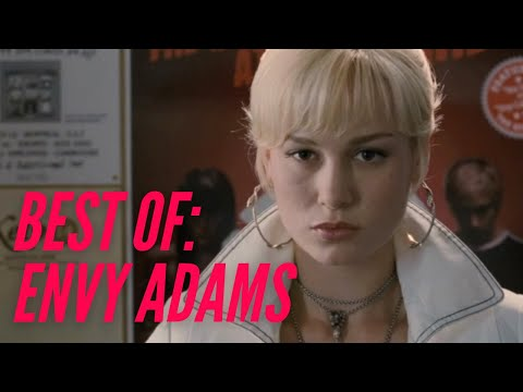 brie larson a.k.a. captain marvel is iconic as envy adams for 2 minutes and 30 secs (savage moments)