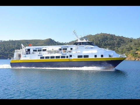 For Sale: 1996 Catamaran Passenger Ferry