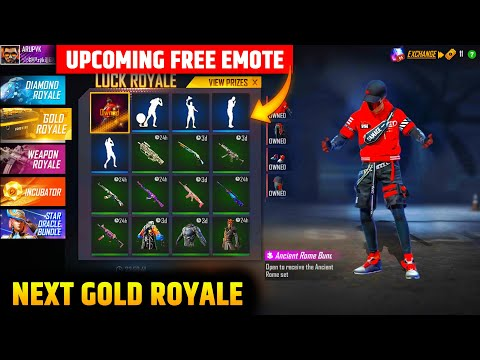 free fire new event   ff new event   new gold royale + emote   free fire new event today   free fire
