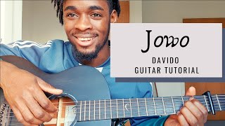 How to play Jowo by Davido Afrobeat tutorial