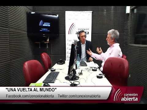 """""""Una Vuelta al Mundo"""" 18-02-18 / Radio Conexión Abierta"""