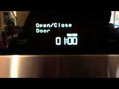 Jenn Air Microwave Trouble