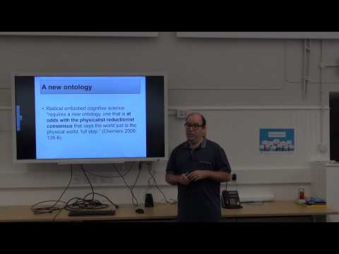 Julian Kiverstein: Perceiving value in a world of facts