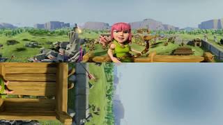 Clash of Clans 360  Experience a Virtual Reality Raid