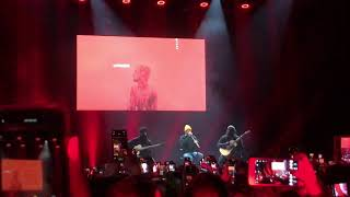 Download Lagu Justin Bieber - Intentions Acoustic An Evening with Justin Indigo at the O2 London 2020 MP3