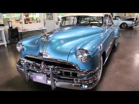 1951 Pontiac Chieftain Deluxe B8146