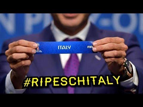 L'ITALIA POTREBBE ESSERE RIPESCATA? ECCO LA PROPOSTA GIUSTA DA PRESENTARE ALLA FIFA| #RIPESCHITALY