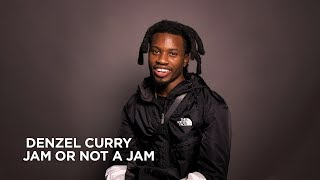 Jam or Not a Jam with Denzel Curry