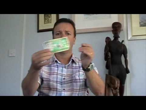 Jason's Gambia Money Trick