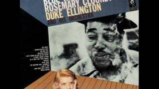 "Rosemary Clooney & Duke Ellington - ""Just A-Sittin"