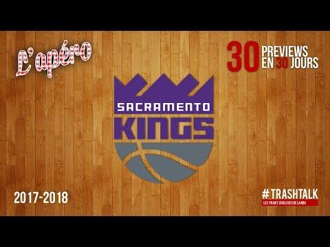 Preview 2017/18 : les Sacramento Kings