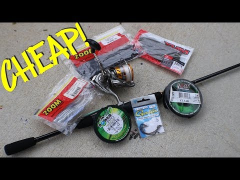 How to get started BASS FISHING (What you NEED)