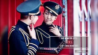 [3D+BASS BOOSTED] BTS 방탄소년단 RM - JOKE 농담 | bumble.bts