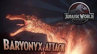 Baryonyx Attack!