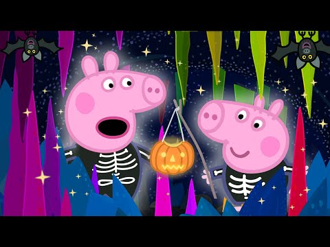 Peppa Pig Official Channel | Peppa Pig's Halloween Dress Up Party