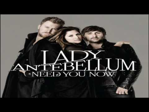 11 Ready to Love Again - Lady Antebellum