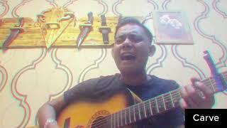 Wahab Golok payung lagu ciptaan dia sendiri