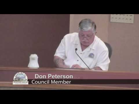 Banning's Culture Of Corruption Explained By Councilmember Peterson