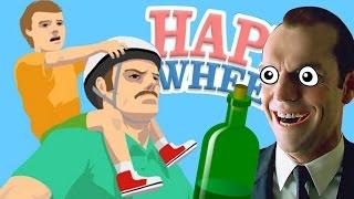 SMITH L'ALCOOLIQUE ! | Happy Wheels !